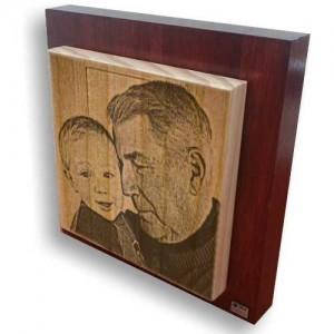 Fotograbado en madera